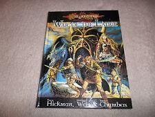 D&D D20 Dragonlance War of the Lance
