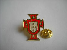 a10 PORTOGALLO federation nazionale spilla football calcio‎ soccer pins portugal