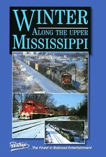 WINTER ALONG THE UPPER MISSISSIPPI PENTREX NEW DVD VIDEO