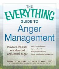 The Everything Guide to Anger Management: Proven Techniques to-ExLibrary