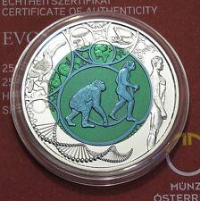 25 Euro Niob 2014 - Österreich - Evolution