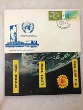 (JC) 25th Anniversary of United Nations (UN) 1970 - FDC (B)