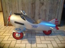 1941 PURSUIT ARMY PLANE MURRAY /STEELCRAFT PEDAL CAR