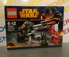 Lego Star Wars 75034 Death Star Troopers Set NEW & Boxed