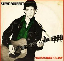 STEVE FORBERT jackrabbit slim EPC 83879 1A-1/1B-2 blue labels uk LP PS EX/VG+