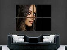 MILA KUNIS SEXY GIRL HOT  HUGE LARGE WALL ART POSTER PICTURE  IMAGE