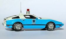 1974 Bricklin SV1 Scottsdale Police 1:43 Automodello 43B017