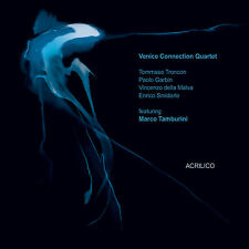 VENICE CONNECTION QUARTET feat. MARCO TAMBURINI  «Acrilico»  Caligola 2206