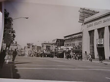 1970 ? Main Street FLUSHING QUEENS Pre-Korean / Chinese New York City NYC photo