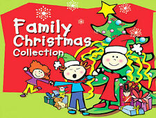 FAMILY CHRISTMAS COLLECTION [Box] (children's xmas) 3 CD SET