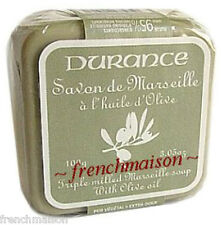 Durance en Provence French OLIVE OIL Savon de Marseille Triple-Milled Soap New
