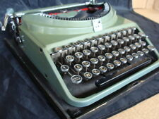 OLIVETTI ICO MP1 TYPEWRITER OLD MACCHINA DA SCRIVERE EPOCA IVREA MADE IN ITALY