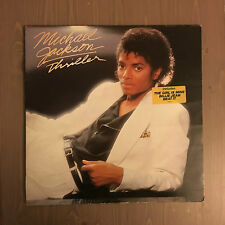 MICHAEL JACKSON Thriller 1982 UK vinyl LP record EXCELLENT CONDITION J