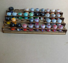 Paint Stand 40 pots rack storage Workshop Warhammer Wargames citadel paints GW