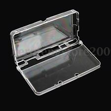 Crystal Protective Clear Hard Cover Shell Skin Case For Nintendo 3DS
