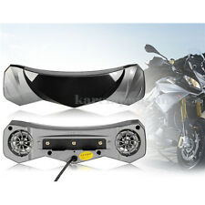 Waterproof Motorcycle Audio Radio Sound System Stereo Speakers For HONDA FM/USB