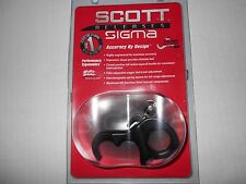 "@NEW@ Scott Archery ""Sigma"" Thumb/Button Hand-held Bow String Release Aid!"