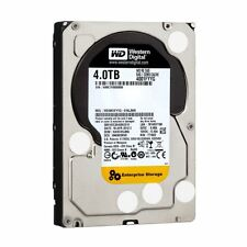 WD RE SAS 4TB Enterprise Hard Drive 7200 RPM, SAS, 32 MB Cache WD4001FYYG 4 TB