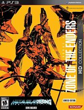 Zone of  the Enders HD Collection Limited Edition PS3 Playstation 3 NEW
