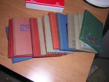 1940.lot 12 livres reliés textes catholiques mystique