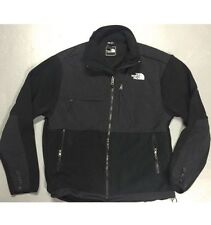 THE NORTH FACE DENALI MENS JACKET WITH POLARTEC RECYCLED LARGE BLACK