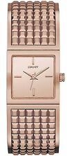 DKNY NY2232 Women's Rose Gold Tone St  Steel Bracelet Bryant Park  Watch