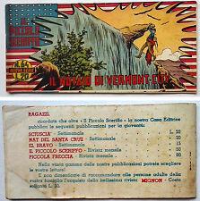 Striscia IL PICCOLO SCERIFFO IIª Serie N 64 TORELLI 1953