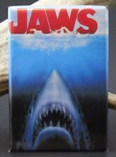 "Jaws Movie Poster - 2"" X 3"" Fridge / Locker Magnet."