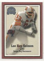2000 Fleer Greats of the Game - No. 20 - Lee Roy Selmon - Tampa Bay Buccaneers