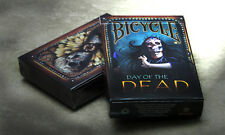 CARTE DA GIOCO BICYCLE DAY OF THE DEAD,poker size