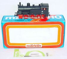 Marklin AC HO 1:87 Small German DB BR-89 STEAM LOCOMOTIVE #3104 MIB`85 TOP RARE!