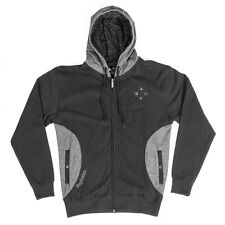 RARE PlayStation Experience 2015 Greatness Awaits Zip Up hoodie Sweater Size L