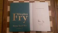 More Fool Me EXCLUSIVE SIGNED SLIPCASED Stephen Fry 1st/1st 2014 Autobiography