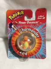 Pokémon Power Bouncer Charmander Action Figure 1998