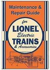 Maintenance & Repair Guide for Lionel Electric Trains & Accessories DVD NEW