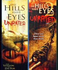 THE HILLS HAVE EYES/THE HILLS HAVE EYES 2 - 2 FILM -UNRATED WIDESCREEN 2 DVD SET