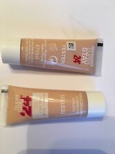 2 X Maybelline SuperStay 24H Foundation - 05 Light  Beige (2x 10ml Sample Size)