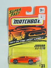 MATCHBOX 1995 #31 JAGUAR XJ-220