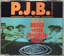 P.J.B. feat. Hannah & Her Sisters - Bridge Over Troubled Water - CDM 1991 House