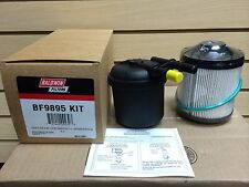 Ford 6.7L Powerstroke Superduty Diesel Fuel Filter Baldwin BF9895 Kit