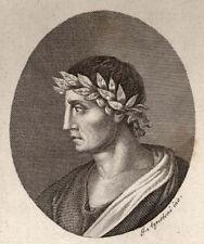 Napoli - Poesia classica - PUBLIO PAPINIO STAZIO