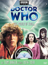 Doctor Who - The Power of Kroll (DVD, 2002)
