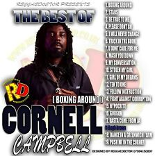 THE BEST OF CORNELL CAMPBELL (boxing around)