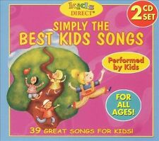 Simply The Best Kids Songs, Various Artists, Very Good