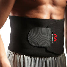 McDavid 491R Waist Trimmer Back Support Brace Black Neoprene Wrap - Level 1