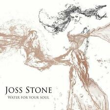 Water for Your Soul von Joss Stone (2015), Digipack, Neu OVP, CD
