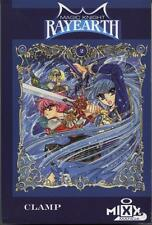 Magic Knight Rayearth 2 - Clamp -US TB - engl./ Mixx Manga / 1999 / 1892213087