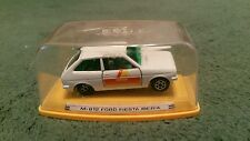 PILEN S.A FORD FIESTA MARK 1 - MINT - M-812 MOD 806 - WHITE IBERIA AIRWAYS + BOX