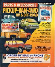 Parts & Accessories No.29J 1990 Pickup-Van-4WD-RV & Off-Road 022817nonDBE2