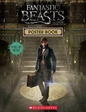 Fantastic Beasts and Where to Find Them : Poster Book 24 Pull-Out 8.5 X 11 Mint